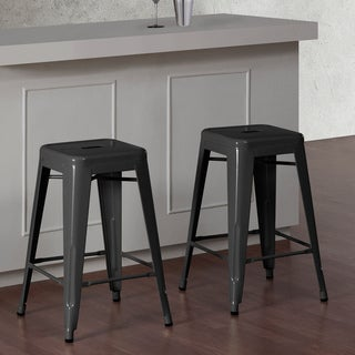 Grey Bar Stools Overstock Shopping The Best Prices Online