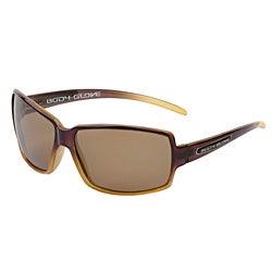 Body Glove 'Carillo Beach B' Men's Brown Polarized Sunglasses