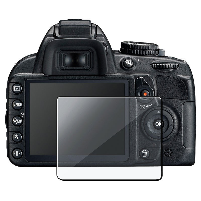 INSTEN Clear Screen Protector for Nikon D3100