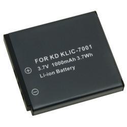 INSTEN Compatible Li-ion Battery for Kodak KLIC-7001