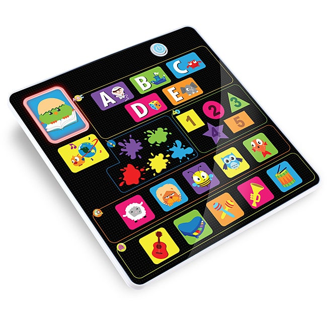Smooth Touch Fun N Play Children's Bilingual Learning Tablet