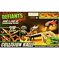 Defiants Plastic/Magnets Collision Rally Race Set (Over 11 Feet)