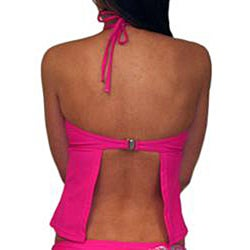 Lisabelle Coming Up Roses Tankini Top