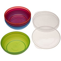 Gerber Bunch-A-Bowls with Lids