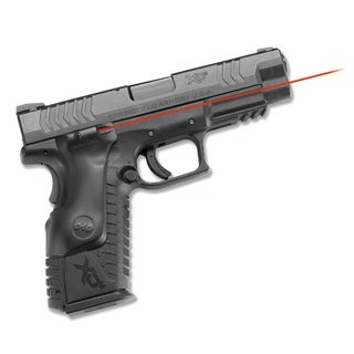 Crimson Trace Lasergrip for Springfield Full Size XD/ XDM Pistols