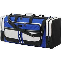 Geoffrey Beene 30-inch Blue Travel Duffle Bag