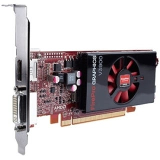 HP FirePro V3900 Graphic Card - 1 GB DDR3 SDRAM - PCI Express 2.1 x16