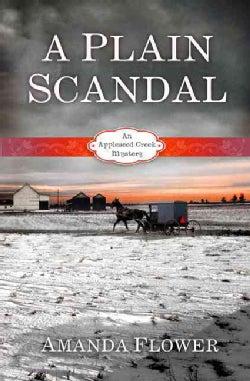A Plain Scandal (Paperback)
