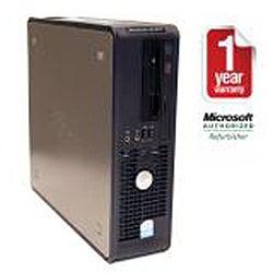 Dell OptiPlex GX620 2.8GHz 160GB SFF Computer (Refurbished)