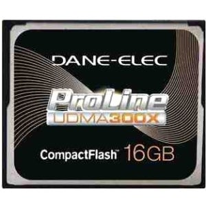 Dane-Elec Proline 16 GB CompactFlash (CF) Card