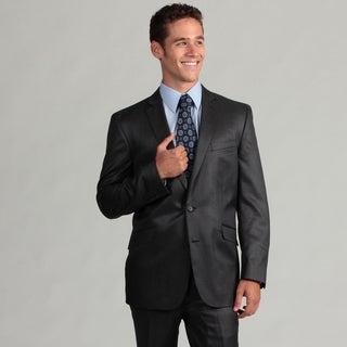 Kenneth Cole Reaction Men's Navy Slim Fit Suit