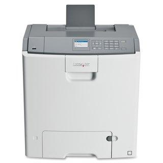 Lexmark C746DN Laser Printer - Color - 2400 x 1200 dpi Print - Plain