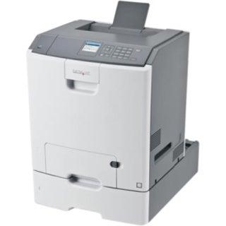 Lexmark C746DTN Laser Printer - Color - 2400 x 600 dpi Print - Plain