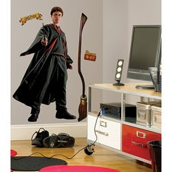 RoomMates Harry Potter Peel and Stick Giant Wall Decal