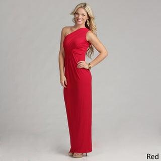 Calvin Klein Women's One-shoulder Dress FINAL SALE