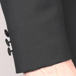 Men's Black Wool Tuxedo