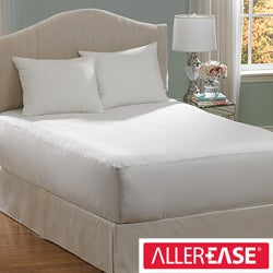 AllerEase Hot Water Washable Twin-size Mattress Pad