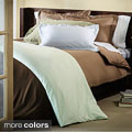 Luxurious Down Alternative Comforter with Bonus Egyptian Cotton 4-piece Duvet Cover
