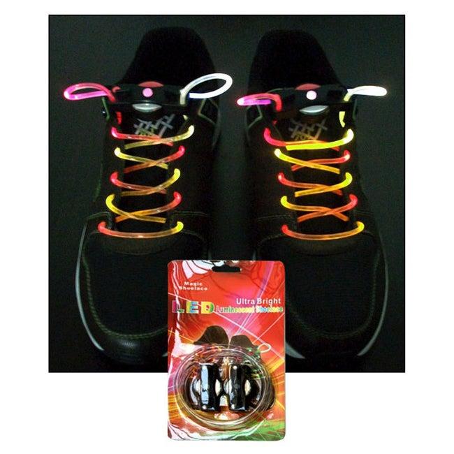 LED Ultra-Cool Illuminated Shoelaces