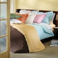 Easy Care 400 Thread Count 3-piece Duvet Cover Set