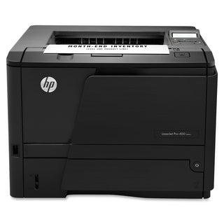 HP LaserJet Pro 400 M401N Laser Printer - Monochrome - 1200 x 1200 dp