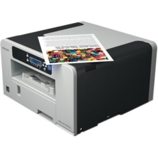 Ricoh Aficio SG 3110DNW GelSprinter Printer - Color - 3600 x 1200 dpi