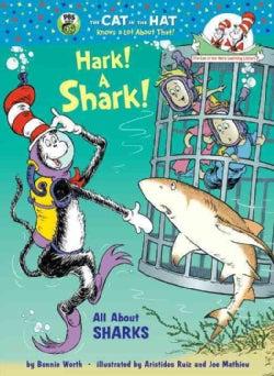 Hark! a Shark! (Hardcover)