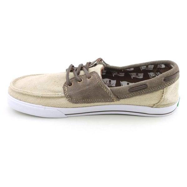 Sanuk Men's Mariner Beige Casual Shoes