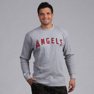 Stitches Men's Anaheim Angels Thermal Shirt