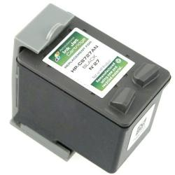 INSTEN HP 27/ C8727AN Black Ink Cartridge (Remanufactured)