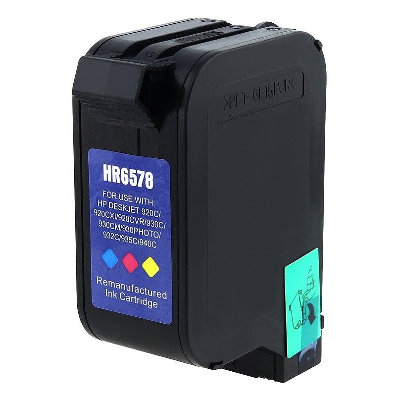INSTEN HP 78/ C6578DN Tri-color Ink Cartridge (Remanufactured)