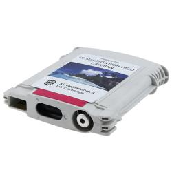 INSTEN HP 940XL/ C4908AN/ C4904AN Magenta Ink Cartridge (Remanufactured)