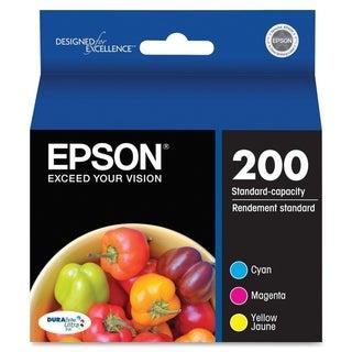 Epson Multi-Pack Color DURABrite Ultra Ink Cartridges