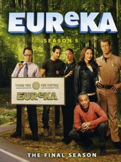 Eureka: Season 5 (DVD)