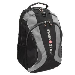 SwissGear The Mercury Grey 16-inch Laptop Computer Backpack