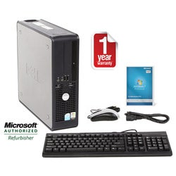 Dell OptiPlex 755 2.0GHz 320GB SFF Computer (Refurbished)