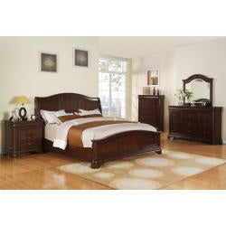 Caspian Queen Bed