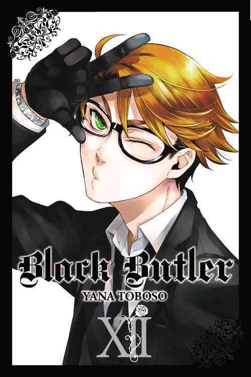 Black Butler 12 (Paperback)