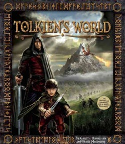 Tolkien's World: A Guide to the Peoples and Places of Middle-Earth (Hardcover)