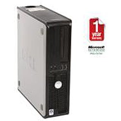 Dell OptiPlex 745 2.4GHz 500GB Desktop Computer (Refurbished)