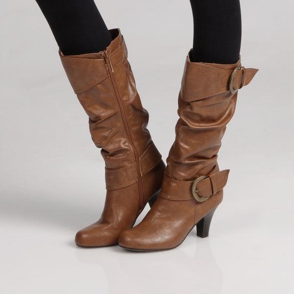 Madden Girl Women's 'Pepperrr' Riding Boots