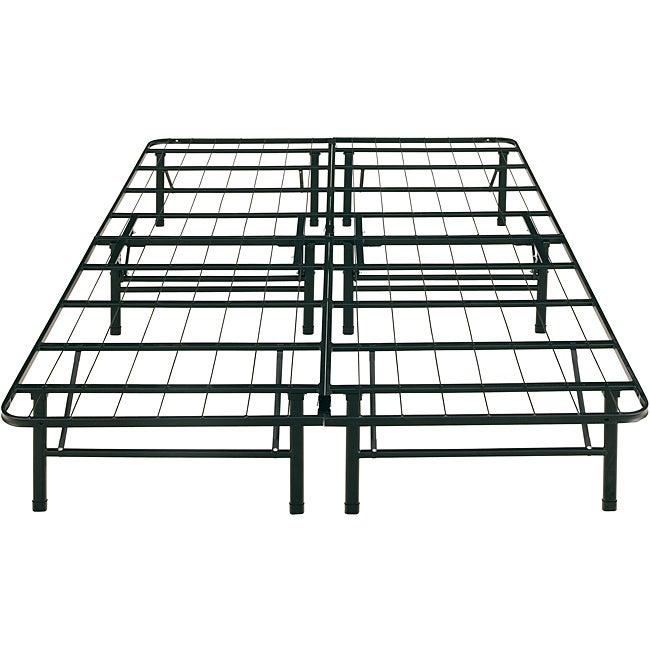 """Posture Support Queen 14"""" Platform Bed Frame"""