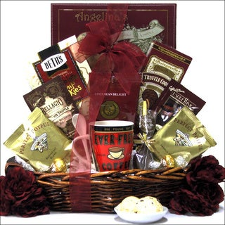 Jumpin' Java Small Gourmet Coffee Gift Basket