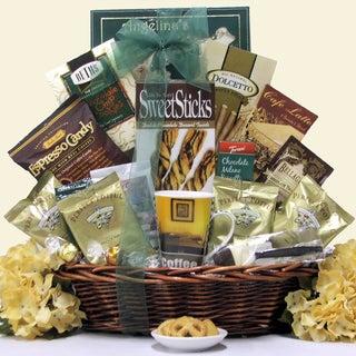 Jumpin' Java Large Gourmet Coffee Gift Basket