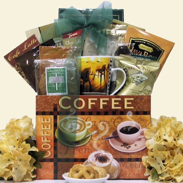 Jumpin' Java Medium Gourmet Coffee Gift Basket