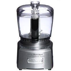 Cuisinart CH-4DCFR Elite Collection 4-cup Chopper (Refurbished)