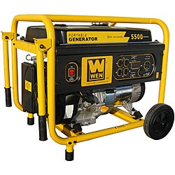 WEN 5500 Watt Gas Generator