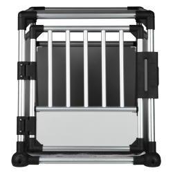 Trixie Scratch-Resistant Metallic Crate (L)