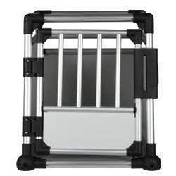 Trixie Scratch-Resistant Metallic Crate (M)