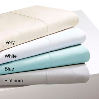 300TC Liquid Cotton Sheet Set